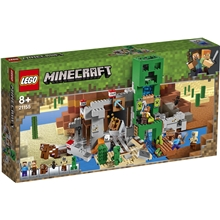 21155 LEGO Minecraft Creeper-kaivos