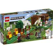 21159 LEGO Minecraft Pillagerien linnake