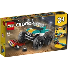 31101 LEGO Creator Monsteriauto