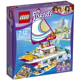 41317 LEGO Friends Aurinkokatamaraani