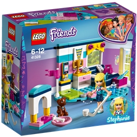 41328 LEGO Friends Stephanien makuuhuone