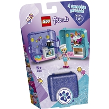 41401 LEGO Friends Stephanien leikkikuutio