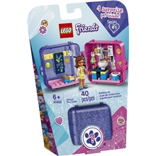 41402 LEGO Friends Olivian leikkikuutio