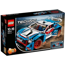 42077 LEGO Technic Ralliauto