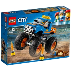 60180 LEGO City Monsteriauto