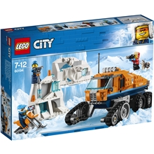 60194 LEGO City Arktinen tiedusteluauto
