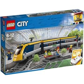 60197 LEGO City Trains Matkustajajuna