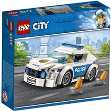 60239 LEGO City Poliisin partioauto