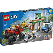 60245 LEGO City Police Ryöstö monsteriautolla