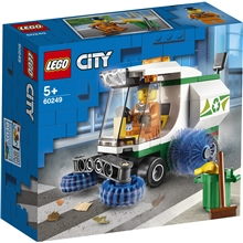 60249 LEGO City Great Vehicles Kadunlakaisukone
