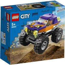 60251 LEGO City Great Vehicles Monsteriauto