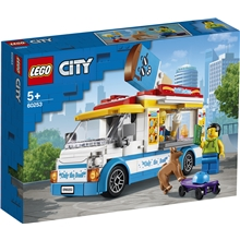 60253 LEGO City Great Vehicle Jäätelöauto