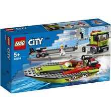 60254 LEGO City Great Vehicle Kilpavenekuljetus