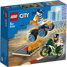 60255 LEGO City Turbo Wheels Stunttitiimi