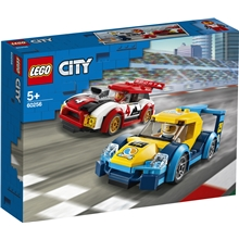 60256 LEGO City Turbo Wheels Kilpurit