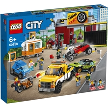 60258 LEGO City Turbo Wheels autokorjaamo