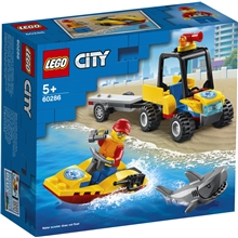 60286 LEGO City Great Vehicles pelastusmönkijä