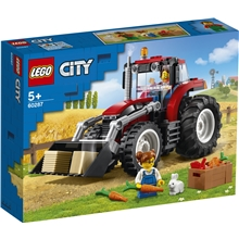60287 LEGO City Great Vehicles Traktori