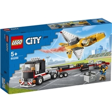 60289 LEGO City Great Vehicles Näytössuihkarin