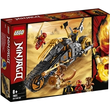 70672 LEGO Ninjago Colen dirt bike