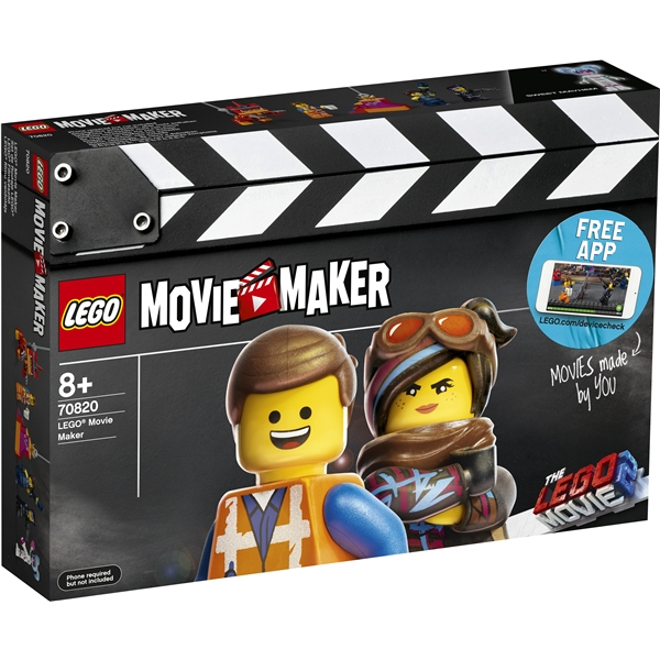 70820 LEGO Movie LEGO® Movie Maker (Kuva 1 tuotteesta 4)
