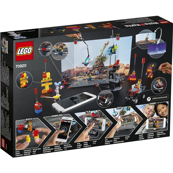 70820 LEGO Movie LEGO® Movie Maker (Kuva 2 tuotteesta 4)