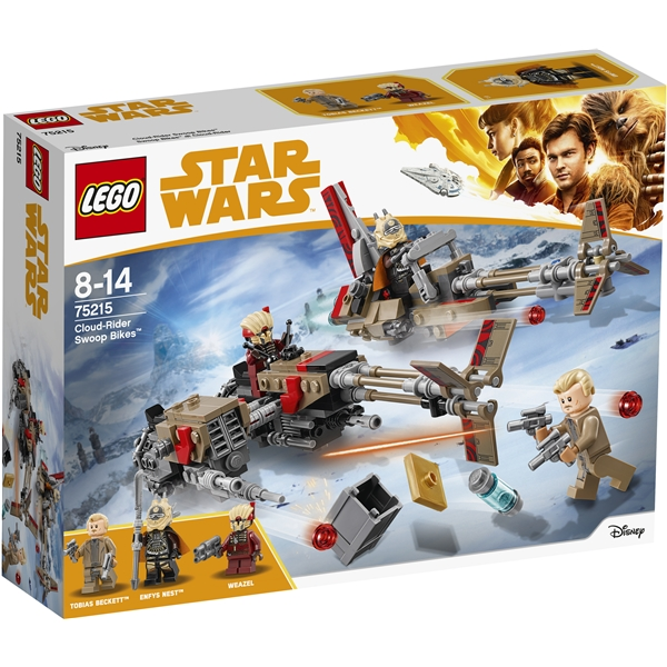 75215 LEGO Star Wars TM Cloud-Rider (Kuva 1 tuotteesta 3)