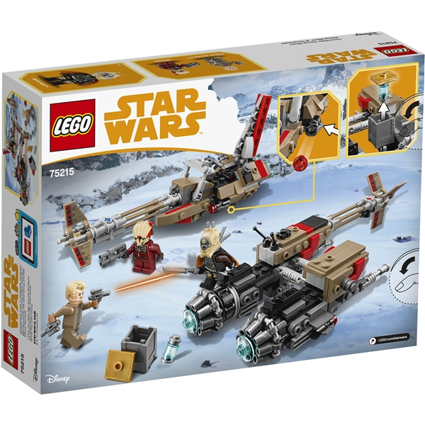 75215 LEGO Star Wars TM Cloud-Rider (Kuva 2 tuotteesta 3)