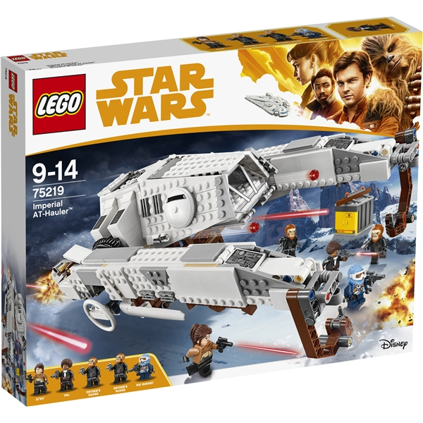 75219 LEGO Star Wars TM Imperiumin AT-hauler (Kuva 1 tuotteesta 3)
