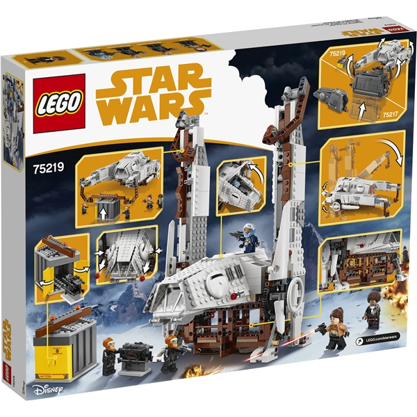 75219 LEGO Star Wars TM Imperiumin AT-hauler (Kuva 2 tuotteesta 3)