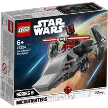 75224 LEGO Star Wars Sithsoluttautuja™
