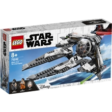 75242 LEGO Star Wars™ Black Ace -TIE