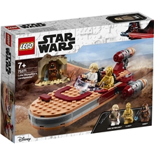 75271 LEGO Star Wars Luke Skywalkerin