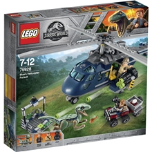 75928 LEGO Jurassic World Bluen Helikopteri