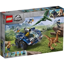 75940 LEGO Jurassic World pako