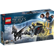 75951 LEGO Harry Potter Grindewaldin Pako