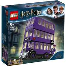 75957 LEGO Harry Potter Poimittaislinjan bussi
