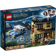 75968 LEGO Harry Potter 4 Privet Drive