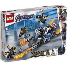 76123 LEGO® Marvel™ Super Heroes