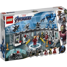 76125 LEGO® Marvel™ Super Heroes Iron Manin
