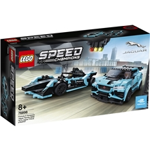 76898 LEGO Speed Champions Jaguar Racing