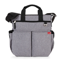 Skip Hop Hoitolaukku Duo Signature Heather Grey