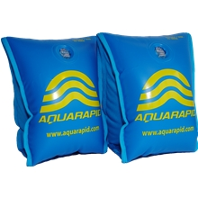 Aquarapid Armkuddar Aquaring Turkosa 15-30 kg