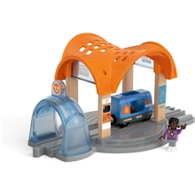 BRIO 33973 Smart Tech Sound Action juna-asema