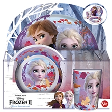Frozen 2 Melamine set