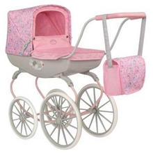 BABY Born Annabell Carriage Pram