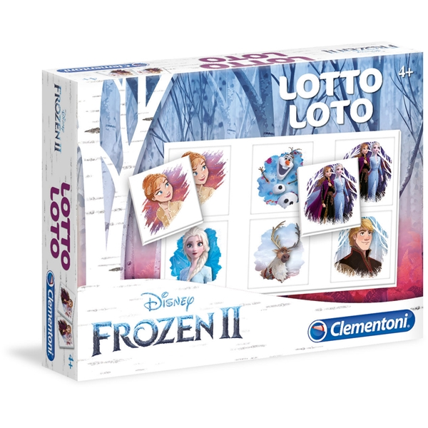 Lotto Frozen 2