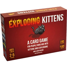 Exploding Kittens Nordic Original Edition
