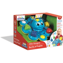 Octopus Shape Sorter