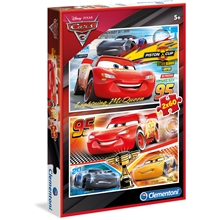 Pussel 2 x 60 Special Collection Cars 3